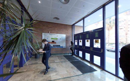 Edificio Hispania Alicante Grupo Ciudadela Centro de Negocios Alquiler de Oficinas