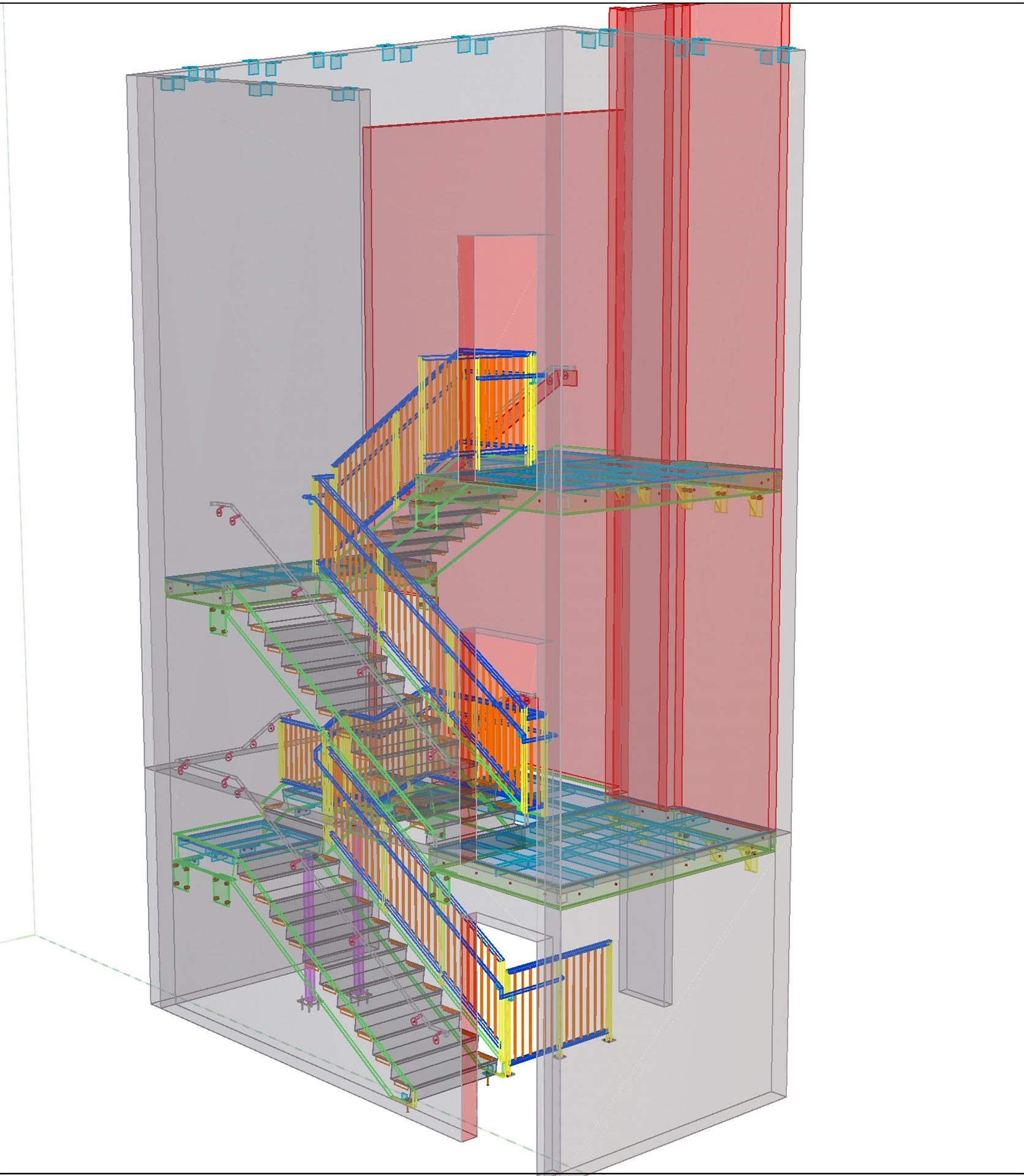 Modelado para construcción